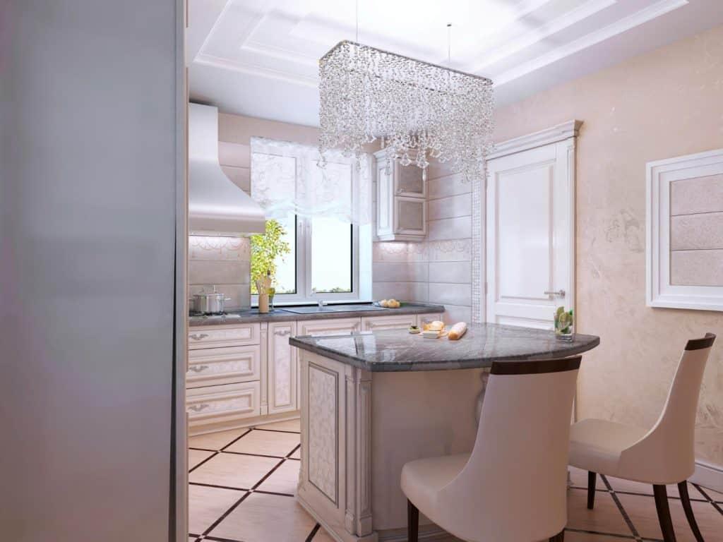 שולחן שיש למטבח
