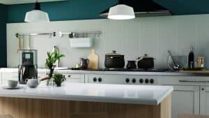 איזה צבע שיש מתאים למטבח לבן